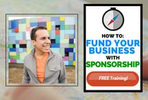 Upcoming Training Webinars! Sponsorship for Entrepreneurs, Bloggers, Authors, Speakers / Wanted a place to keep you all in the loop with any and all free/paid training I'm having on the latest in Sponsorship