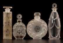 Perfume and Snuff bottles