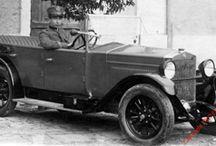 Auto d'epoca / Auto prima metà del 1900