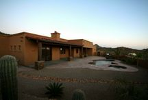 Mediterranean Design / Custom home design portfolio by Sonoran Design Group