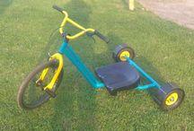 Ideas para Drift Trike