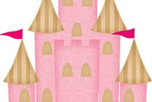 Girl Pictures / Pictures for little girls, castles, fairies, unicorns