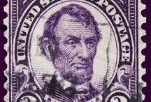 U.S. Stamps / by Elmer Dennis