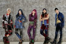 Descendants 2 (2017) / The best disney movie ever IS BACK! Mal returns to the Isle of the Lost to find her archenemy Uma, the daughter of Ursula, teaming up with Harry, the son of Captain Hook, and Gil, the son of Gaston. Staring: Dove Cameron, Mitchell Hope, Sofia Carson, Cameron Boyce, Booboo Stewart, China Anne McClain, Thomas Doherty, Brenna D'Amico, Dianne Doan, Dylan Playfair, Melanie Paxson...