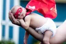 Super Hero / by Jonae Cheger Photography
