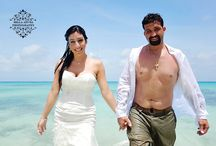 Trash the Dress Bella style / Trashing the dress does not mean trashing it but simply enjoying a fun filled day alone around the island capturing the beauty and the moment on your honeymoon. Remember you can always buy a separate white dress and use that for trashing...