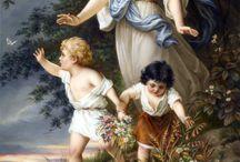 Îngerilor păzitori