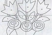 아플리케(패턴)