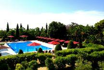 Pools at Son Julia Boutique Hotel Mallorca / Restaurant at our Boutique Hotel Son Julia Mallorca #restaurant #boutiquehotel
