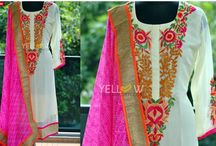 Kurtis / Yellow is a Designer Online store for Women. A one single stop for Kurtis, Sarees, Office Wear and Kids Wear. www.yellowkurti.com