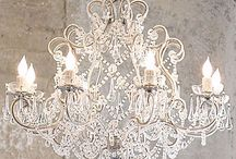 Chandeliers / by Linda Edmonds Cerullo