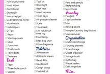 checklist idea \m/