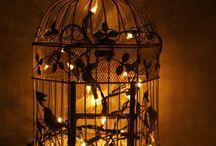 BIRDCAGE -LANTERNS