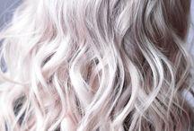 Platinum Hair