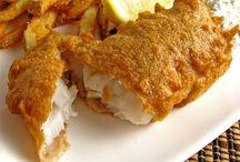 Recipes: Seafood/Fish