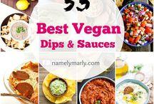 Dips & Sauces vegan