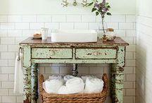 Bathroom remodel / by Julie DIY