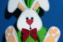 Conejos / Conejos de pascua