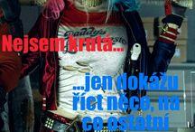 Harley Quinn hlášky
