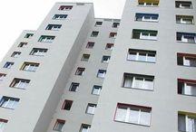 Panel houses