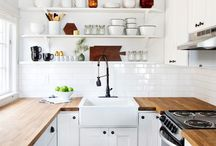 L I T T L E • K I T C H E N S / Inspiration for kitchens, and equipment lusting!