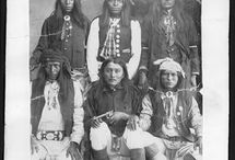 APACHE - SAN CARLOS NATION / INDIGENOUS PEOPLE OF NORTH AMERICA