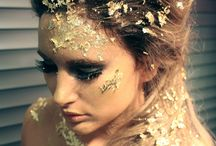 Gold Foil Shoot