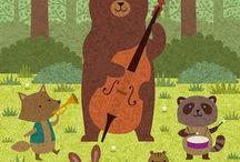 Bear illust