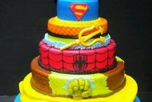 Super Hero Party Inspo!