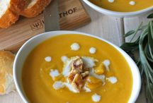 Soups / Soups I'd like to try...