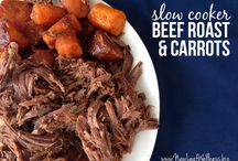 Crockpot recipes / by Katie Lichtenberger