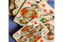 Playing Cards / by Linda Edmonds Cerullo