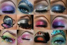 Eyes - Lips - Nails / by Nan Johnson