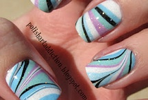 Nail Art / It's about nail art that I liked and want to try. They are beautiful.