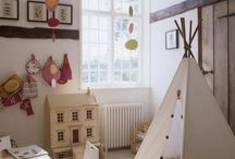KIDS ROOMS / Decor and organization ideas for kids rooms.