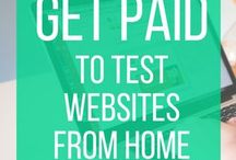 Get paid to…