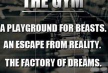 Workout humor