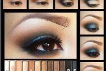 účesy, kozmetika