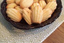 Kakbak / Olika bilder på kakor.