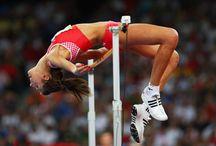 High jump / by Gina Smith