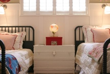 DECOR | Kid Rooms / Room inspiration for big kids!
