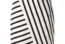 striped asymmetric