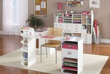 Future Craft Room / by Melissa Garcia