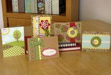 Cards & Tags / by Sharon Yates Mayhack