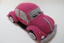 Crochet transportation