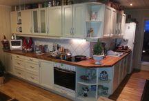 Oppgradere kjøkken