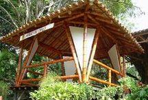 bambu arch