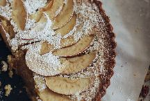 Apple Frangipani Tart