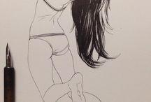 учение рисования тела