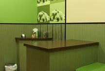 Veterinary practice - consultation room